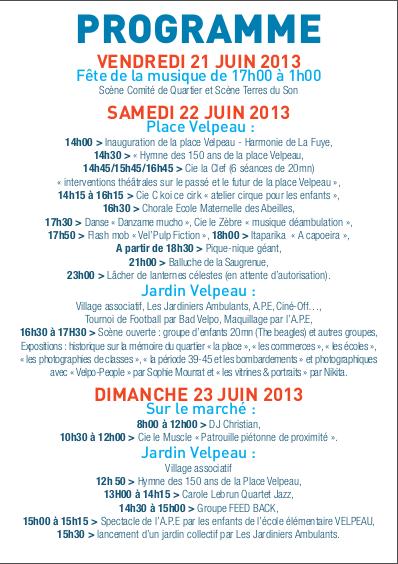 150 ans de Velpeau - 2